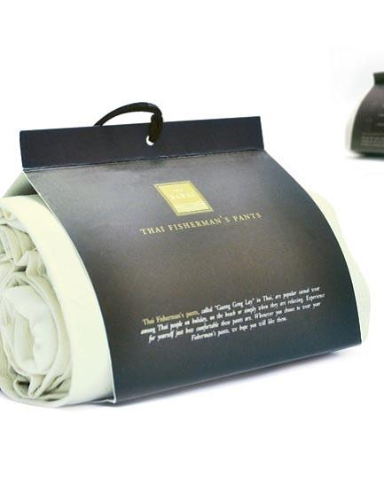Packaging Design - The Barai