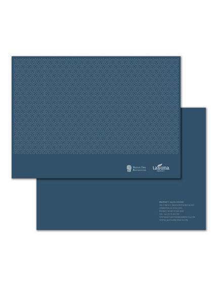 Print Design - Banyan Tree Residences