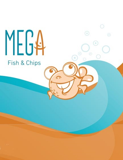 Packaging Design - Mega Fish