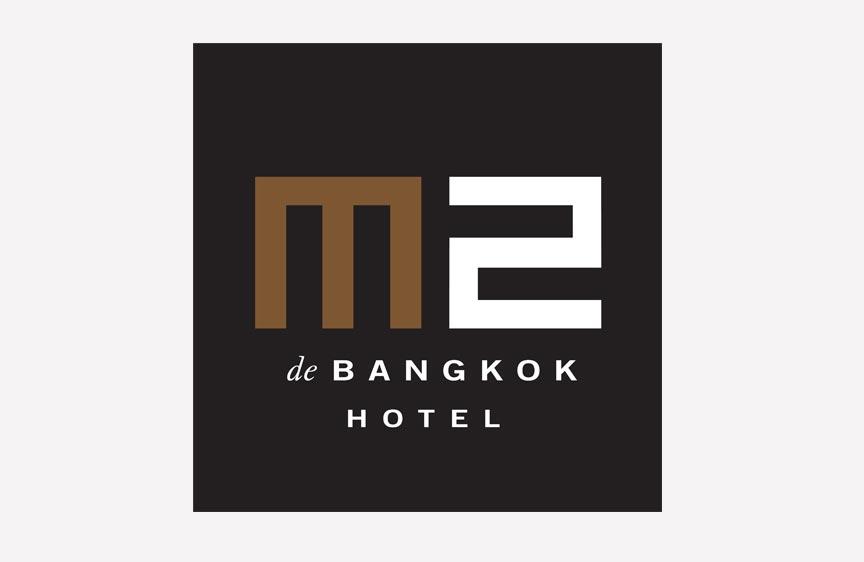Branding & Identity - M2 de Bangkok Hotel