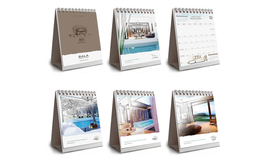 Print Design - Sala Hospitality Group