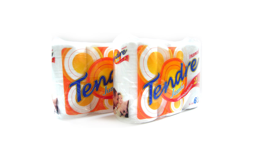 Packaging Design - Tendre