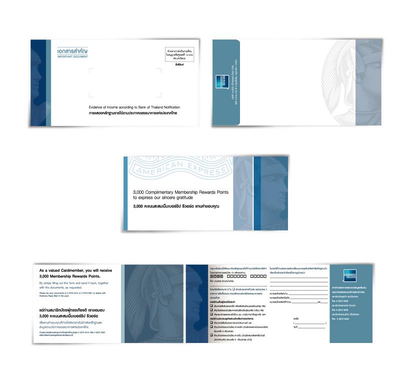 Print Design - Ameircan Express