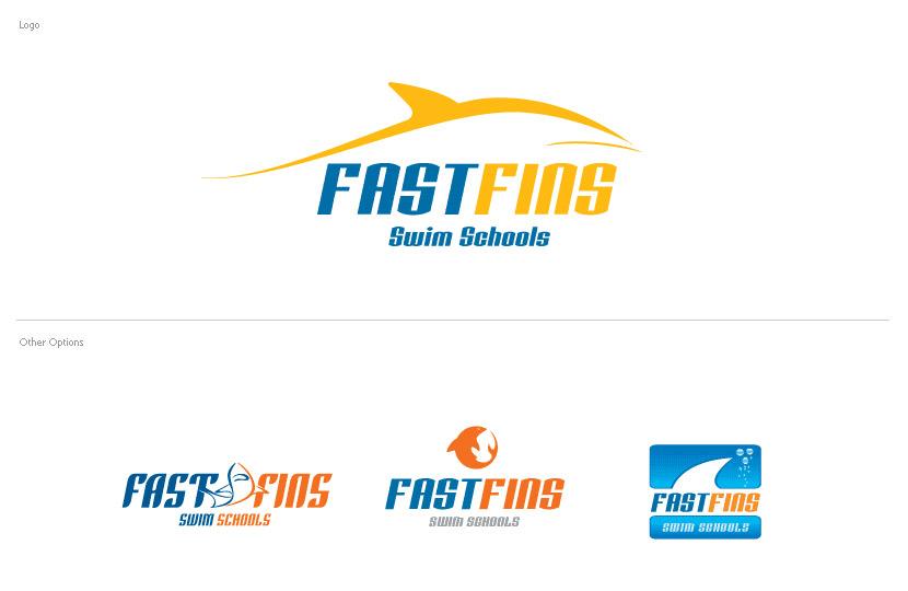 Branding & Identity - Fast Fins
