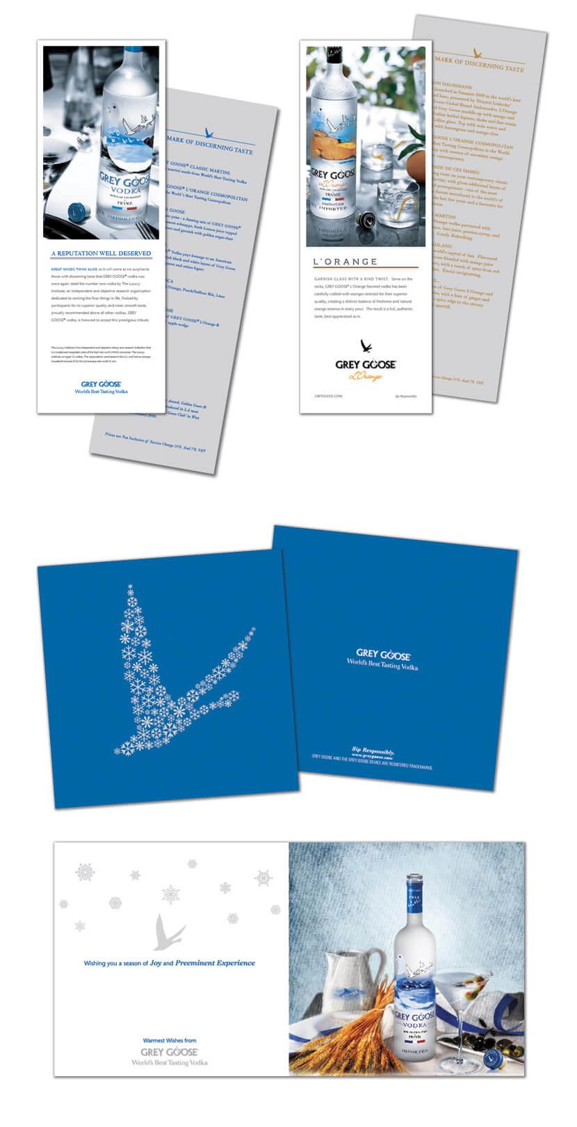 Print Design - Grey Goose
