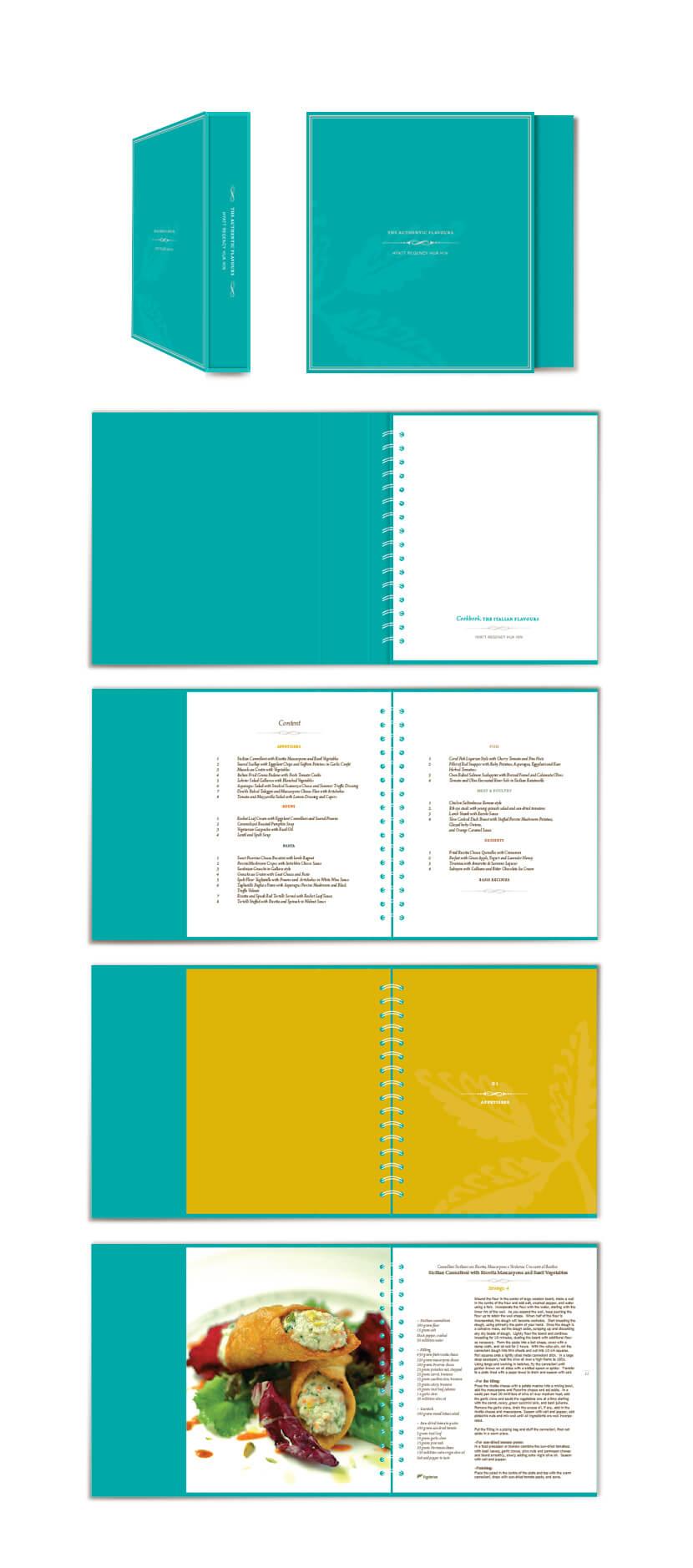 Print Design - Hyatt Regency Hua Hin