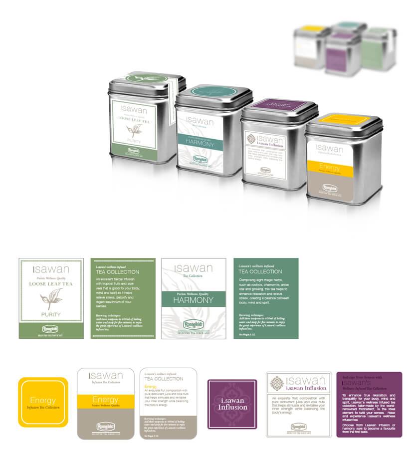 Packaging Design - Grand Hyatt Erawan