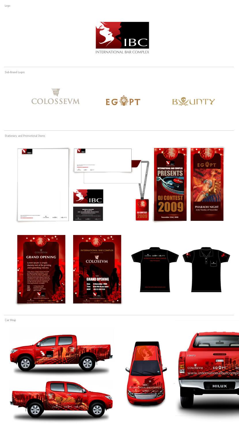 Branding & Identity - IBC