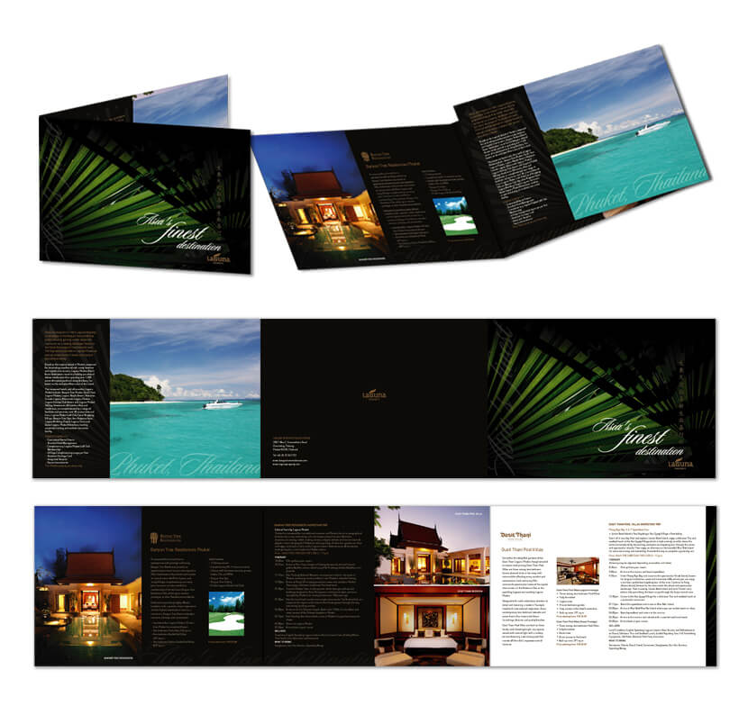 Print Design - Laguna Property Brochure