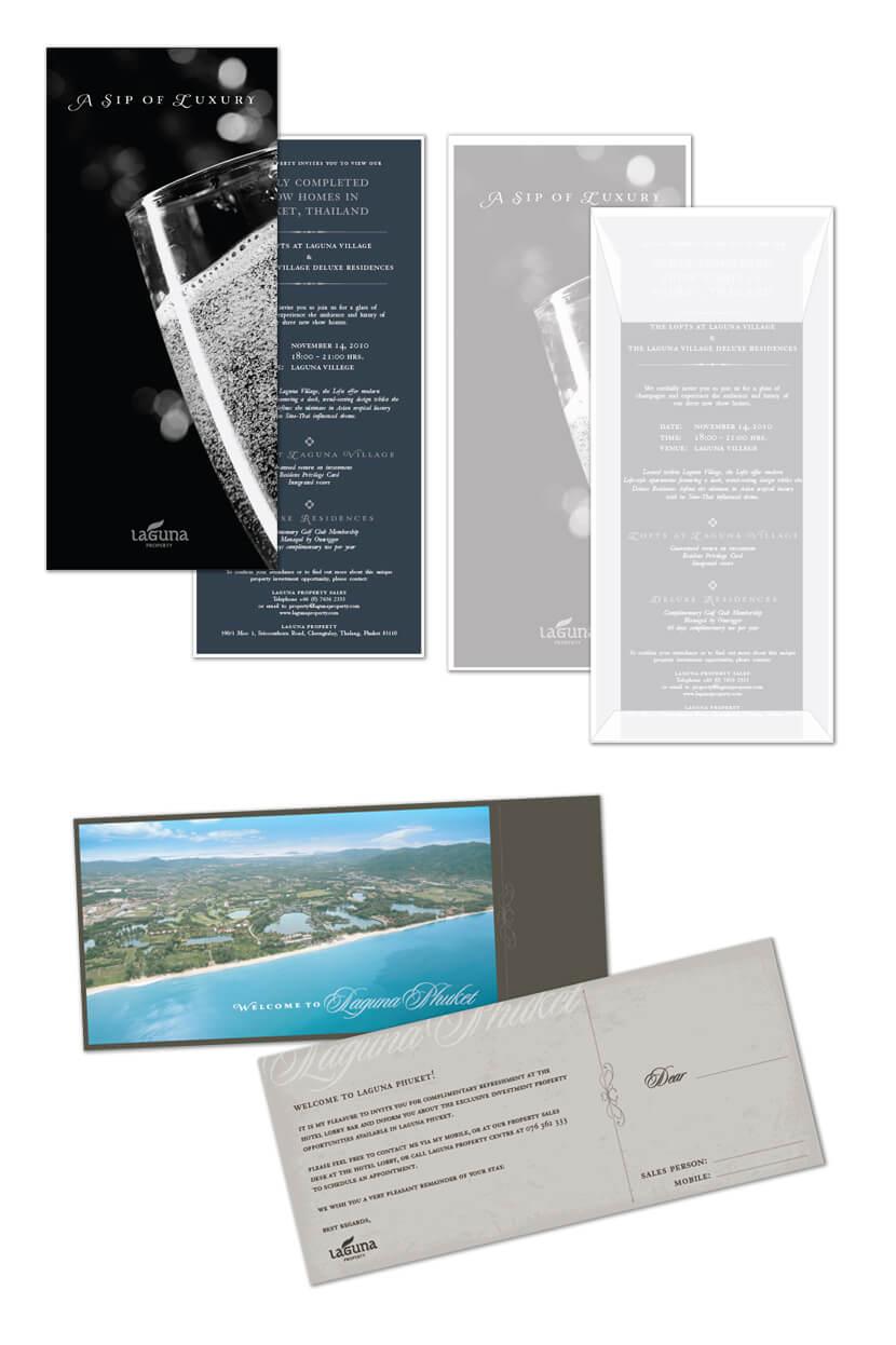 Print Design - Laguna Property