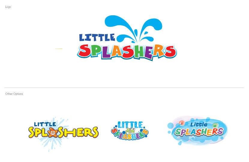 Branding & Identity - Listtle Splashers