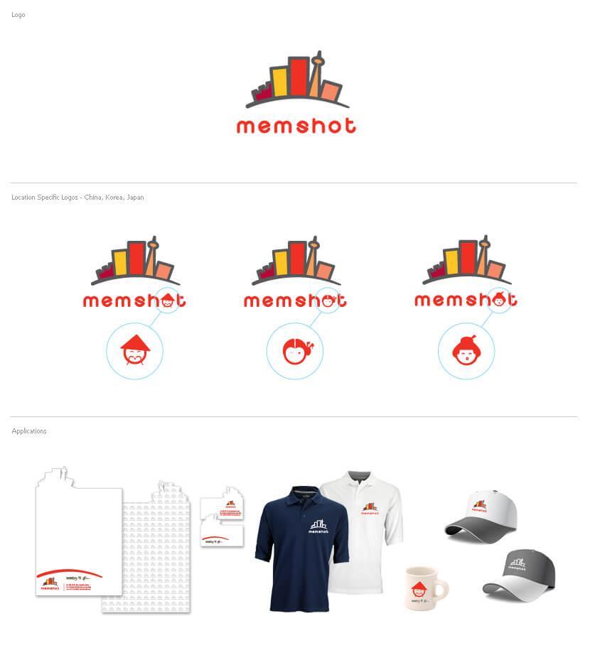 Branding & Identity - Memshot