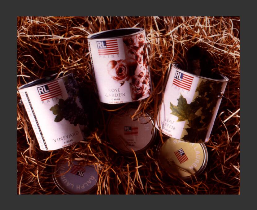 Packaging Design - Ralph Lauren