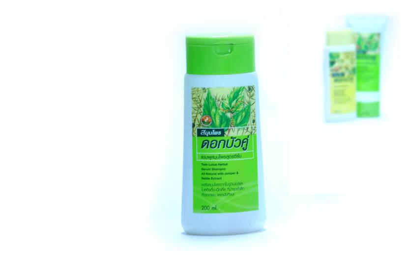 Packaging Design - Twin Lotus