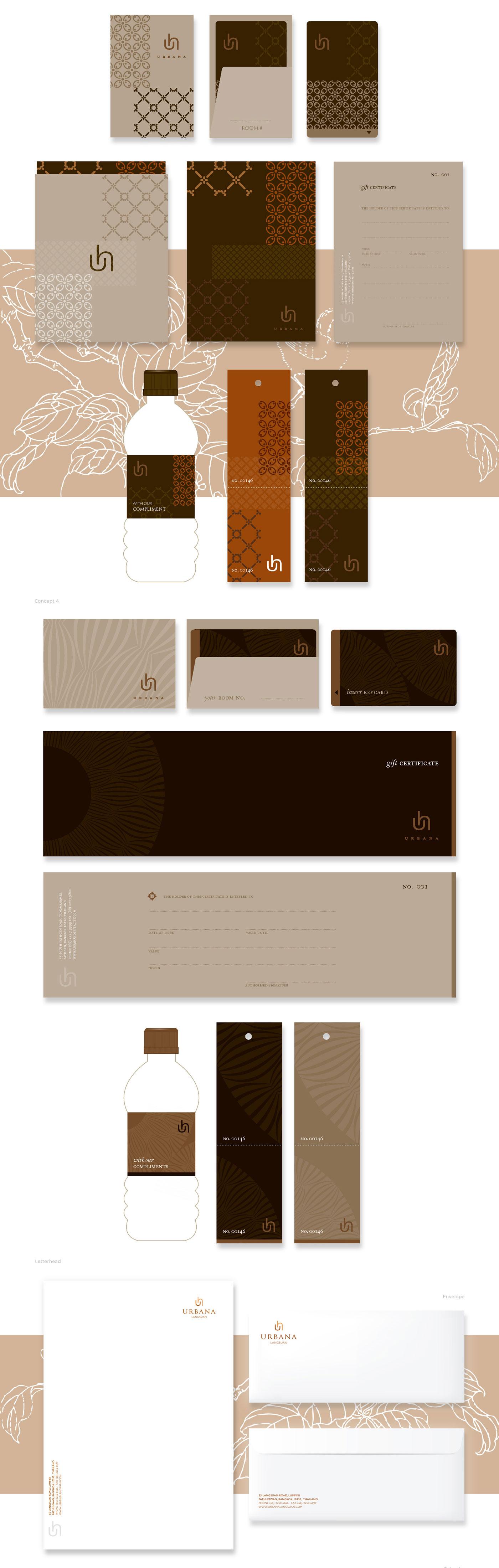 Hotel Corporate Branding Identity Design