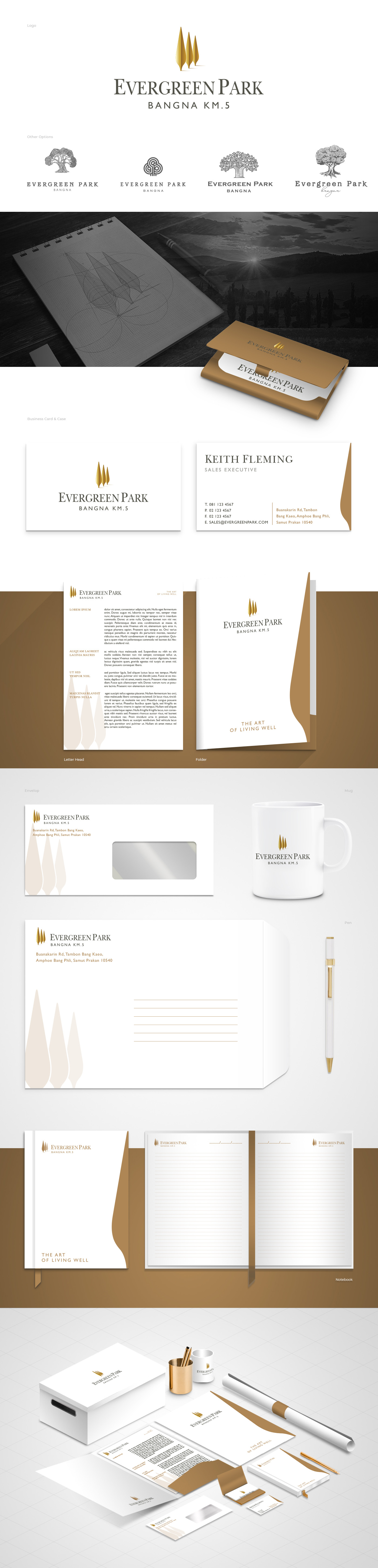 Branding and Corporate Identity Design