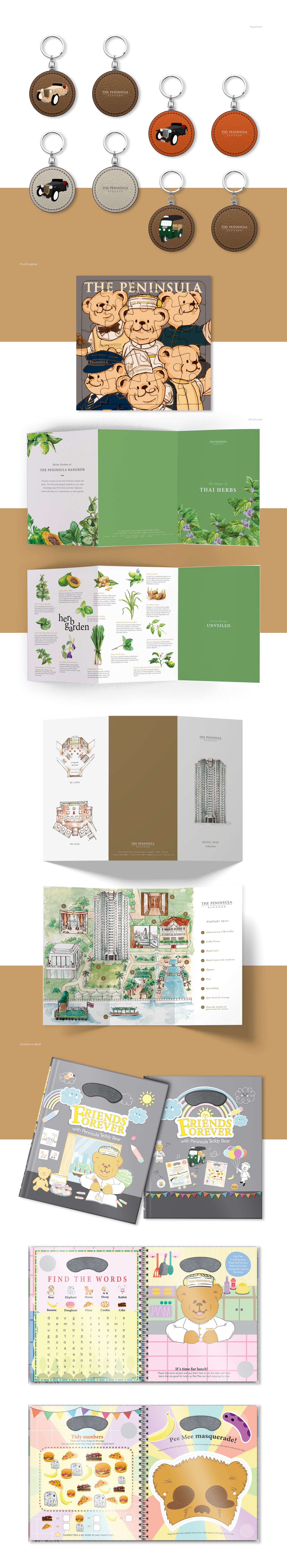 Hotel Branding and Corporate Identity Design